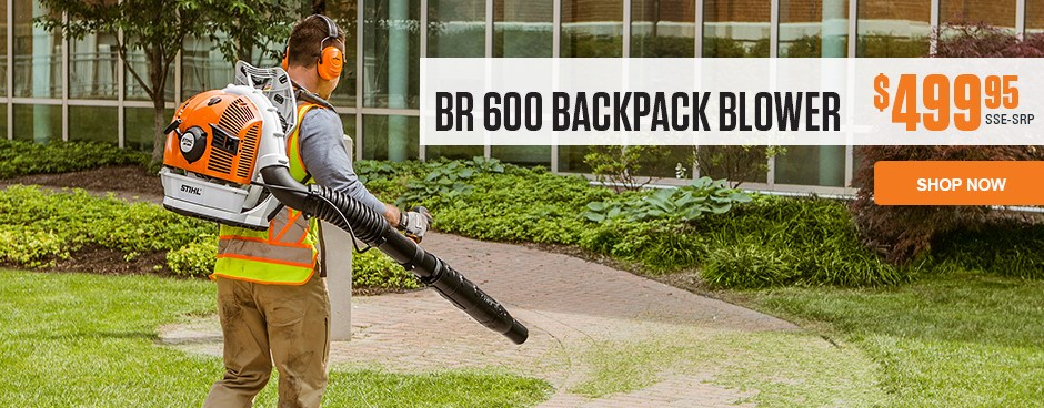 BR 600 Backpack Blower